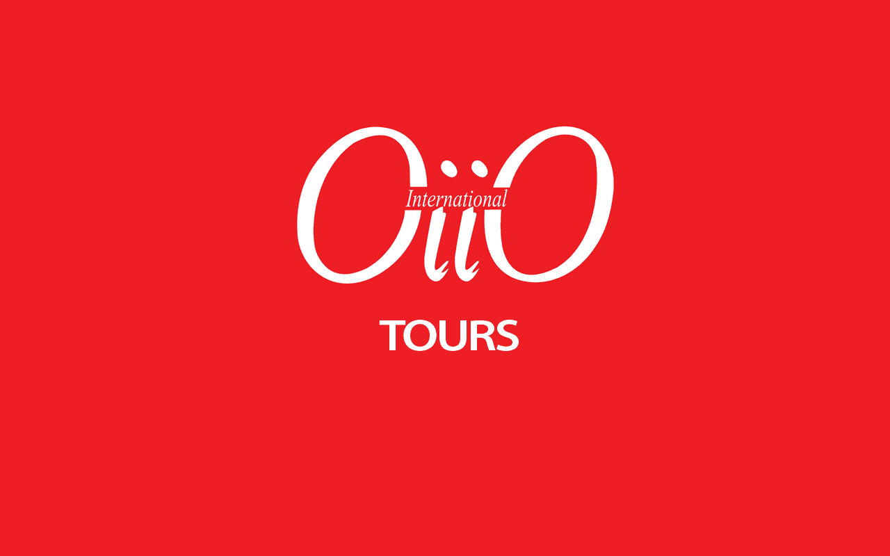 Official logo of OiiO Tours